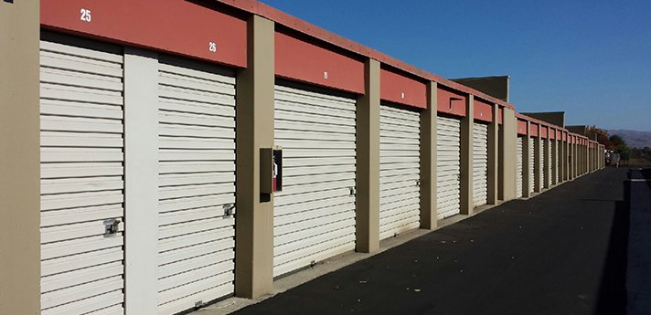 Gilroy Storage Units